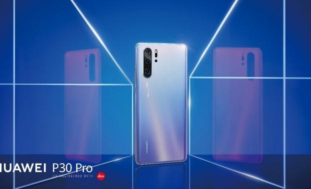 Huawei спечели две награди от ежегодните TechRadar Mobile ChoiceConsumer Awards 2019