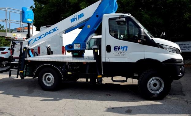 Електроразпределение Север подготви съоръженията от електроразпределителната мрежа в Североизточна България