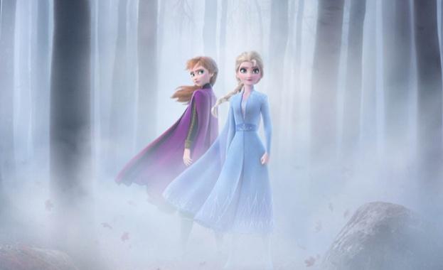 Замръзналото кралство 2 /видео/