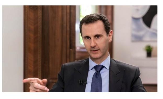 Президентът на Сирия Башар Асад даде първото си интервю за