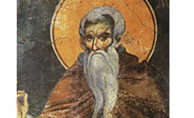 Св. преподобни Нил Постник живял в IV век. Бил родом