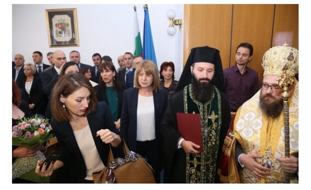 Новият Столичен общински съвет, новият стар кмет на София Йорданка