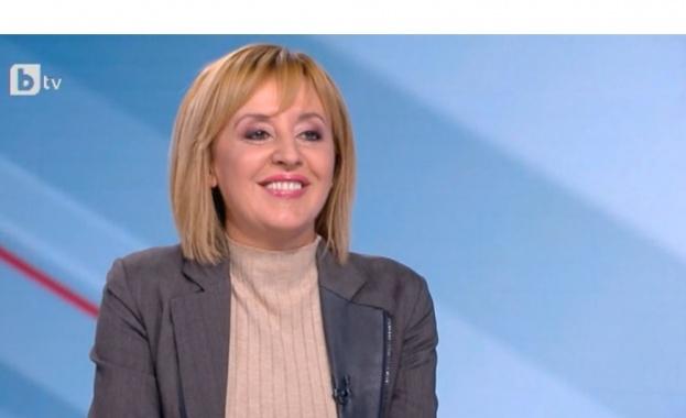 "Мая Манолова: Борисов разказа басня за ""независимия"" прокурор"