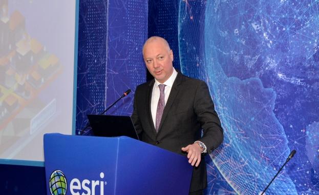 Росен Желязков: Географските информационни системи са инструмент за взимане на отговорни политически решения