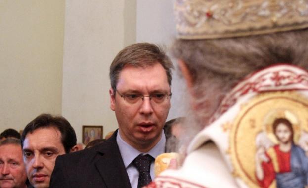 Сръбският президент Александър Вучич заяви днес в реч на Генералната
