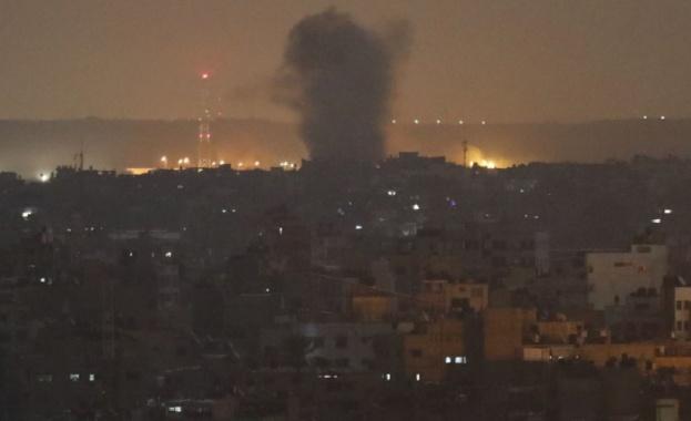Споразумение за прекратяване на огъня в ивицата Газа влезе в