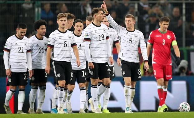 Отборите на Германия, Холандия, Хърватия и Австрия се класираха за