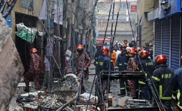 Най-малко 7 души загинаха, а други 8 са ранени след
