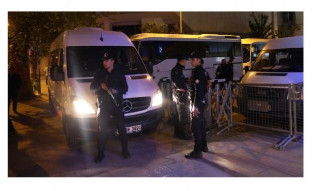 Прокуратурата в Турция е издала заповед за задържане на 133