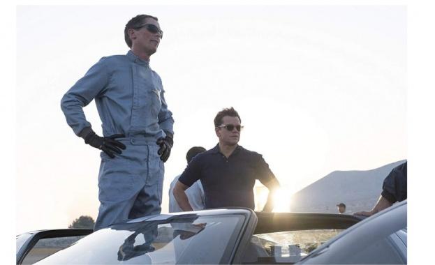 """Филмът """"Пълно ускорение"""" /оригинално заглавие """"Ford v. Ferrari""""/, вкара в"""
