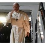 Папата кацна в Тайланд