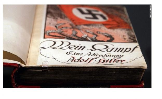 Вещи, принадлежали на германския диктатор Адолф Хитлер, фигурираха сред нацистките