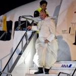 Папа Франциск в Япония с мисия за борба с ядрената разруха