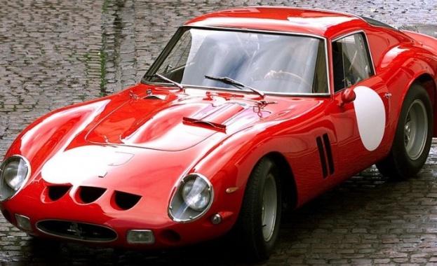 Снимка: Най-скъпите автомобили, продавани на аукцион