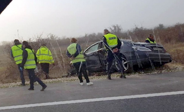 21-годишна шофьорка загина край Пловдив, паднала в канал