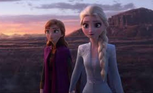 Снимка: Замръзналото кралство 2 донесе 127 млн. долара на Disney при дебюта си