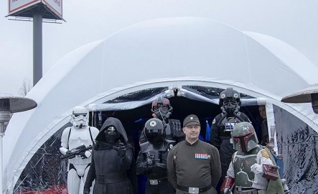 Снимка: Kaufland България с първото по рода си Star Wars събитие