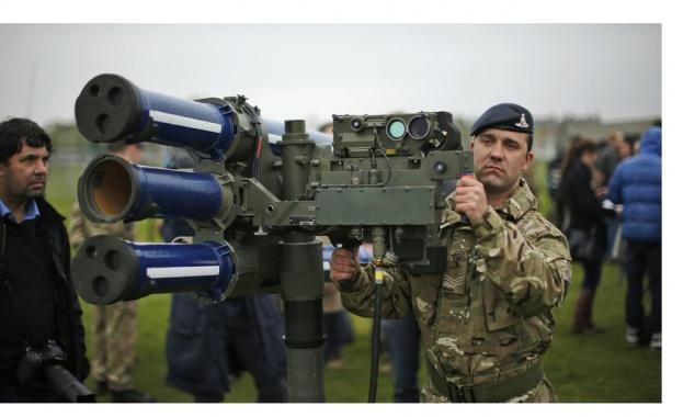 Противниковият огън би надделял над британските сухопътни сили при хипотетичен