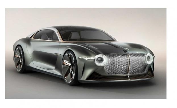 Снимка: Bentley готви ултраскъпо кабрио