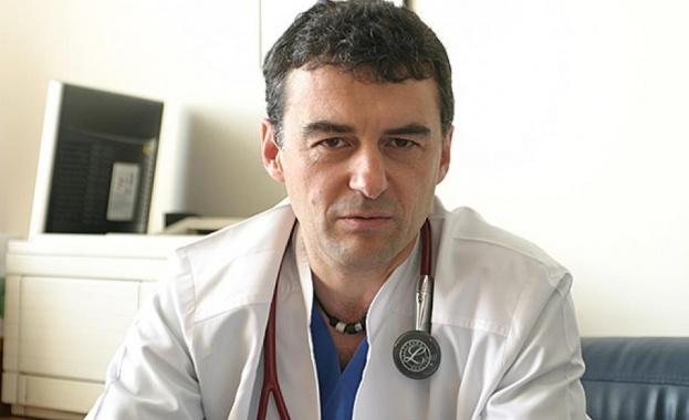 Проф. Иво Петров: Има разделителна линия между лекари и пациенти