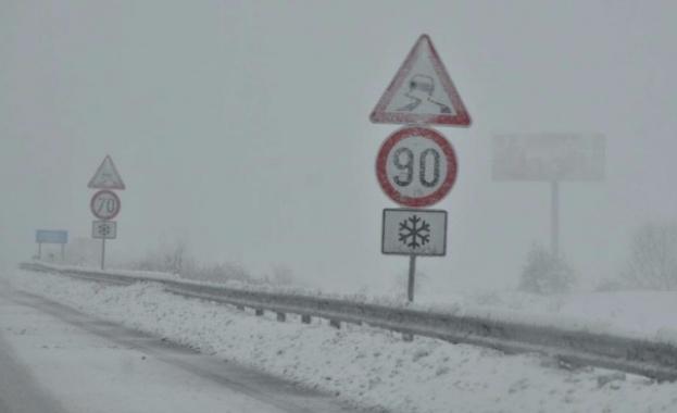 Отпадат всички ограничения на път I-6 Пирдоп – София. Всички