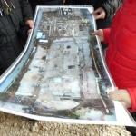 Нови пластове мозайки излязоха в Епископската базилика на Филипопол
