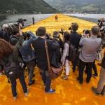 """Филмът за Кристо """"Да ходиш по вода"""" тръгва в кината (ВИДЕО)"""