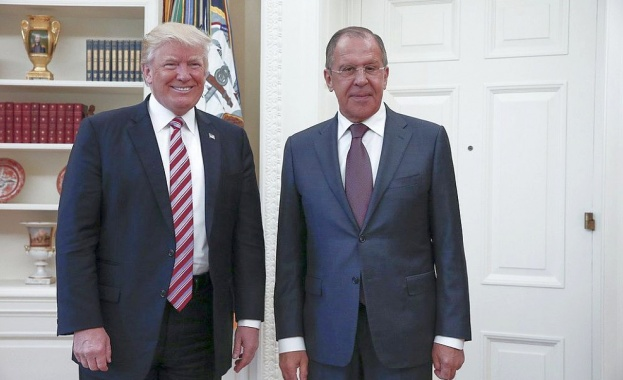 Руският министър на външните работи Сергей Лавров се готви да