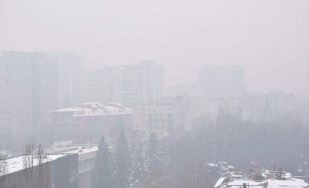 В пъти по-мръсен от допустимото през последните часове е въздухът
