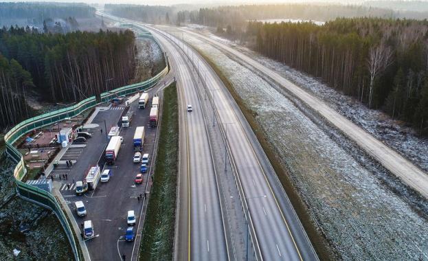 Един от най-големите транспортни проекти за последните две десетилетия, маршрутът