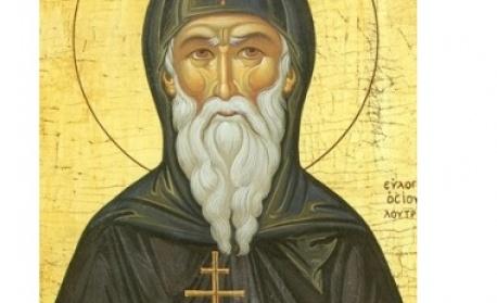 Св. преподобни Патапий Египетски, чудотворец