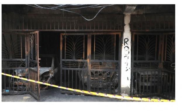 Най-малко 35 души са били убити при пожар във фабрика