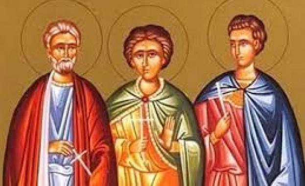 Жестокият гонител на християните, император Максимиан, веднъж пратил в Александрия