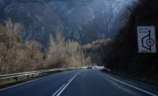 Възстановено е движението по път I-1 Благоевград – Кресна в