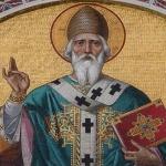 Св. Спиридон, еп. Тримитунтски Чудотворец