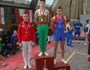 21 златни медала, 19 сребърни и 9 бронзови за гимнастиците ни в Нови Сад