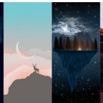 Шестима са победителите в конкурса за авторски Wallpaper дизайни за смартфони
