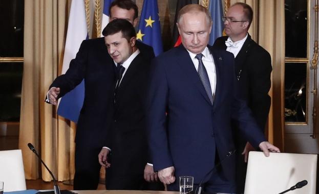 Руският президент Владимир Путин каза днес, че жителите на контролираните