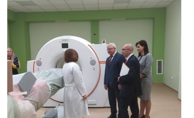 МЗ инвестира близо 1, 4 млн. лв. за реконструкция в Клиниката по медицинска онкология към УСБАЛО