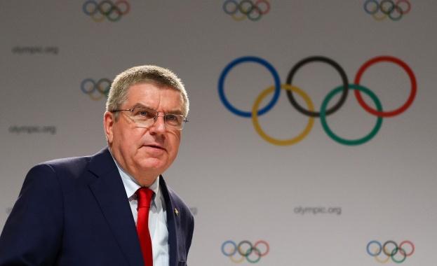Президентът на МОК Томас Бах се произнесе по решението на