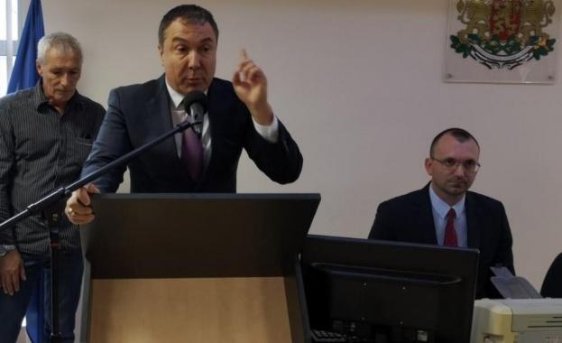 Специализираният наказателен съд измени мярката за неотклонение на кмета на