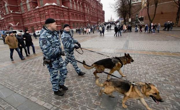 В Москва разбиха група на ислямисти, подготвяли терористични актове