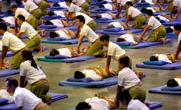 Традиционният тайландски масаж беше добавен към престижния списък на нематериалното