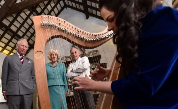 Ирландската (келтска) арфа е сред новите попълнения в Списъка на