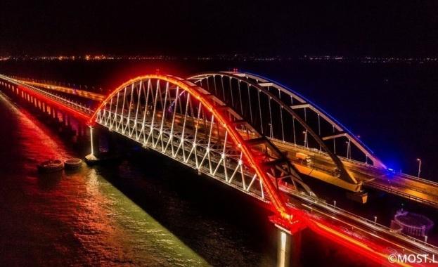 В Кремъл смятат откриването на Кримския мост за едно от