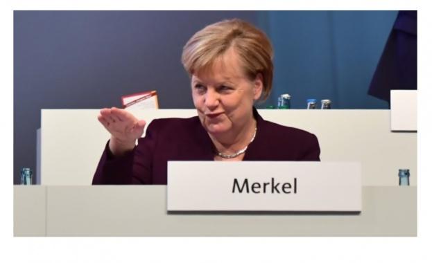 Снимка: Меркел е вторият най-дълго управлявал канцлер на Германия