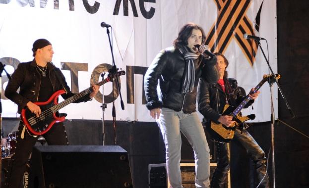 Интервю за Nbox.bg на Оля Ал-Ахмед с известния руски изпълнител
