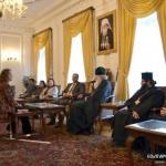 Патриарх Неофит се срещна с посланиците от арабските държави