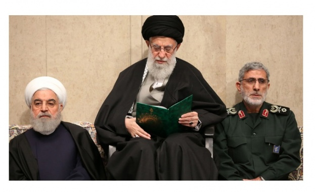 Президентът на Иран Хасан Рохани заяви по време на телефонен