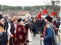 Възстановка за 142 години от Освобождението на Дупница